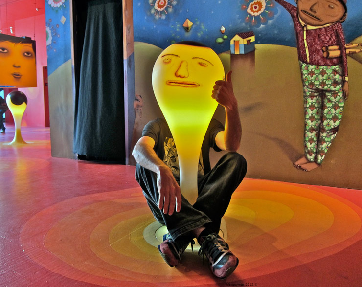 Os Gemeos Photographed by Hieronymous