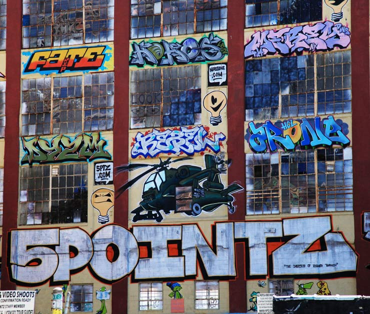 Tell It to The Judge ; Graffiti Artists Win in 5 Pointz Case