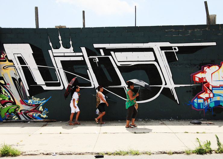 MSK Crew and the 2013 Summer Family Reunion in Brooklyn