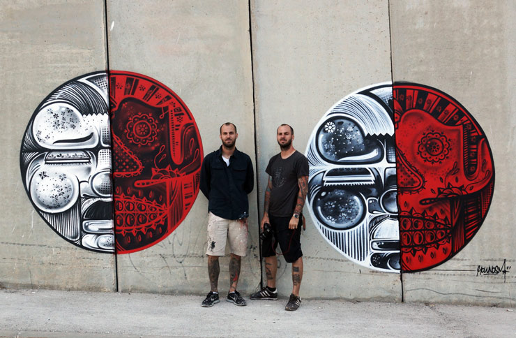 HOW & NOSM on the Israeli-Palestinian Separation Wall