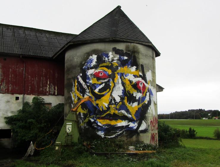 Canemorto in the Norwegian Countryside