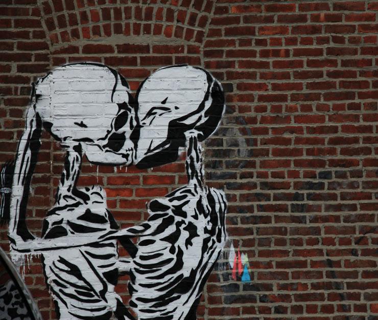 BSA Halloween Street Art Special 2013