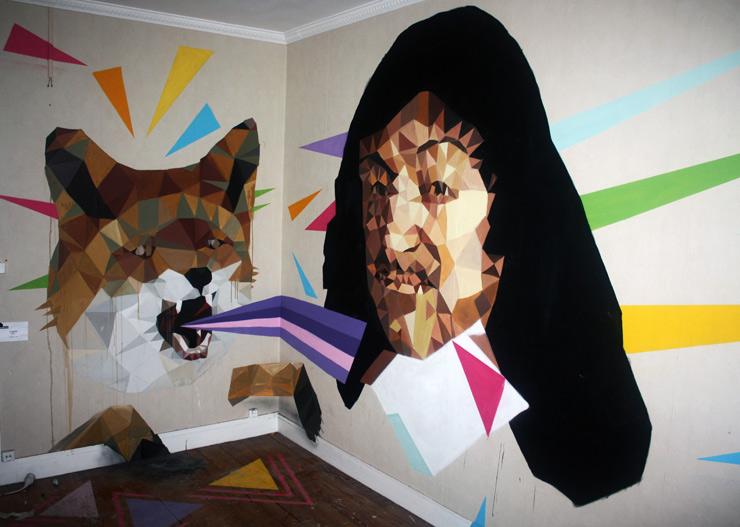 "Towering Gallery Full of Art to Be Demolished : ""La Tour Paris 13"""