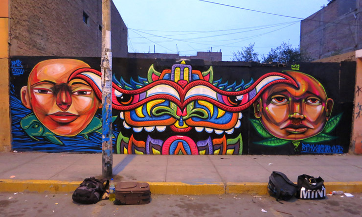 Chris Dyer and Positive Vibes in Peru