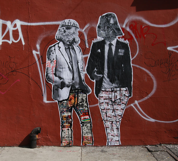 Stikki Peaches, Fashionable Storm Troopers, and Ruling the World