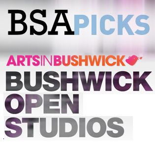 BSA Picks for Bushwick Open Studios 2014