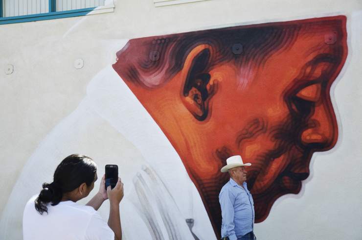 """Coachella Walls"": Date Farmers Raise Profile of ""Anonymous Worker"""