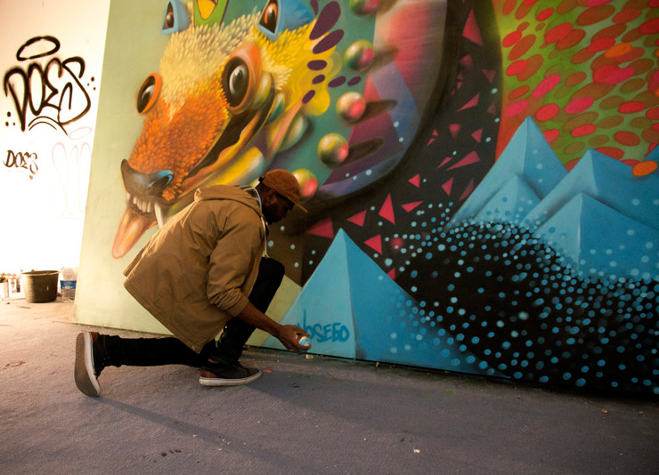 LA in Berlin, Urban Nation Unveils Project M/4