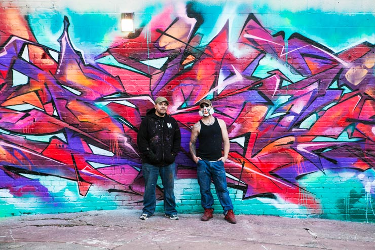 Poesia and Kwest Pay Tribute to Persue In San Francisco