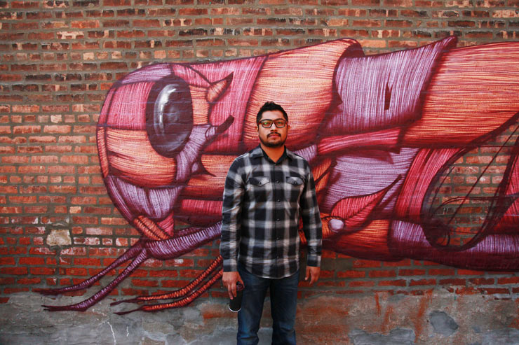 12 Mexican Street Artists Stray Far from Muralism Tradition In NYC
