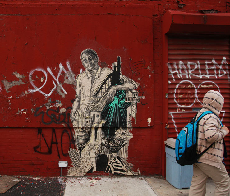 New Swoon in Bushwick