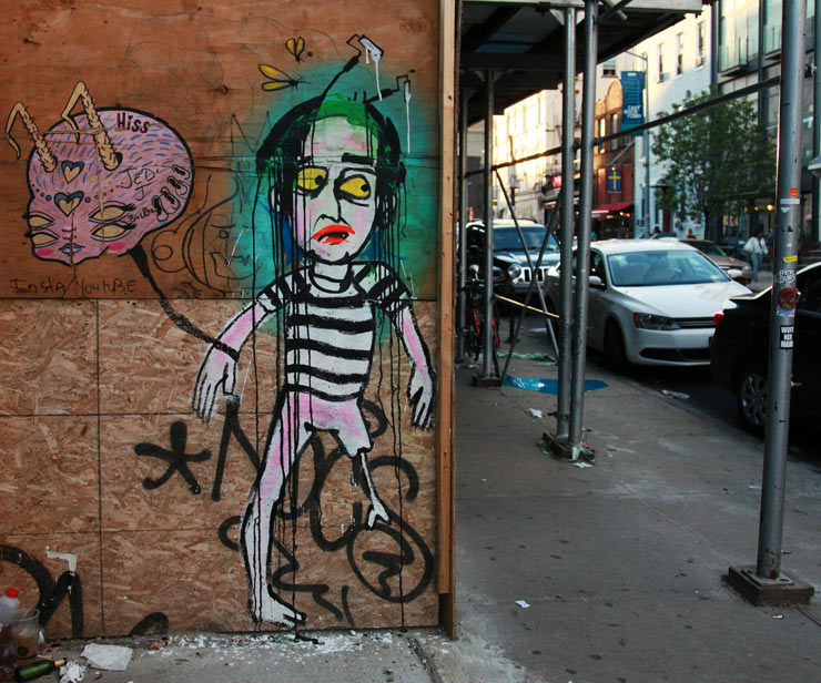 "Another Man's Treasure: ""Art Is Trash"" Creates on the Street"