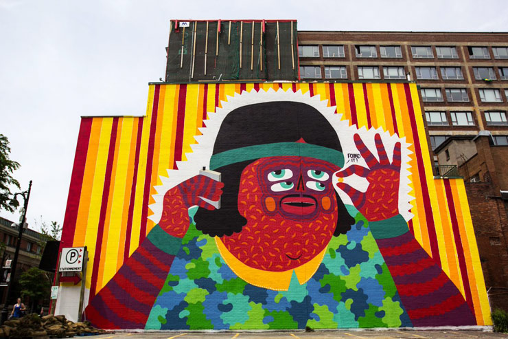 """MURAL"" Roundup, Montreal Arts Festival Keeps The Quality for Year 2"