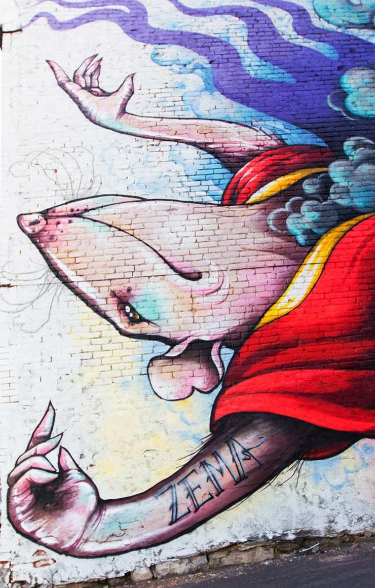 Mural Montreal Festival: Day 4