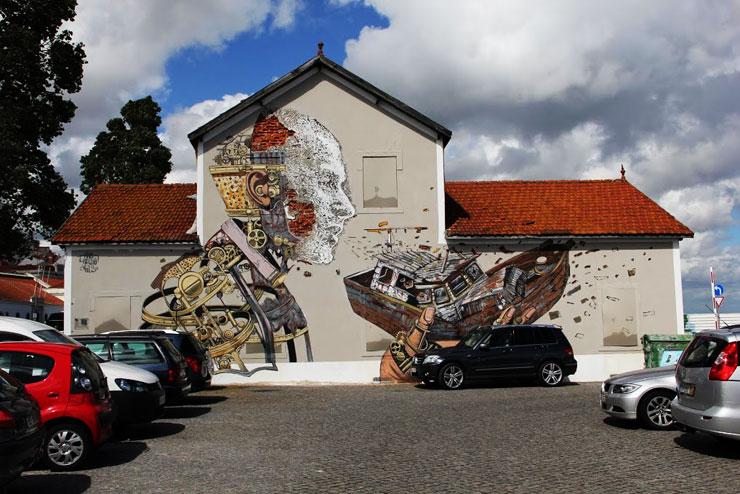 Exploring Lisbon as a Street Art Tourist