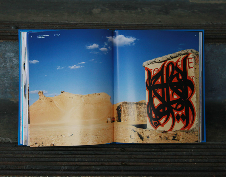 A Calligraffiti Journey Through Tunisia with eL Seed