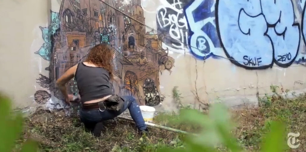 BSA Film Friday 09.05.14 – Tonight LIVE at NUART 2014