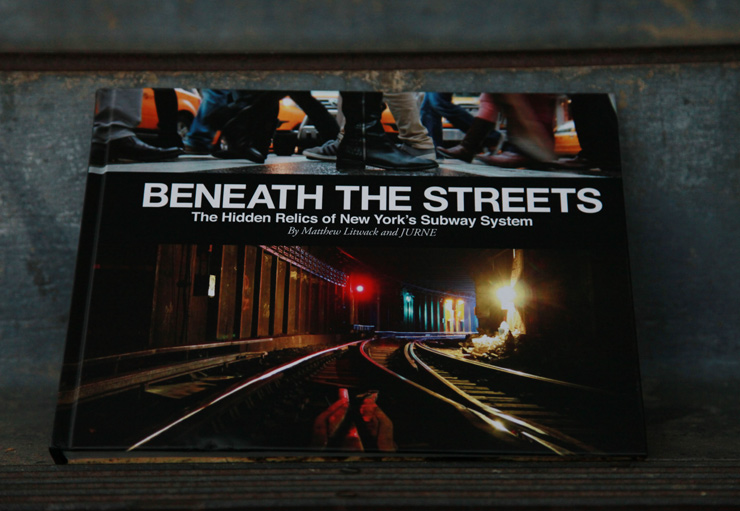 Beneath The Streets, New York's Century Old Underground in Photos and Aerosol
