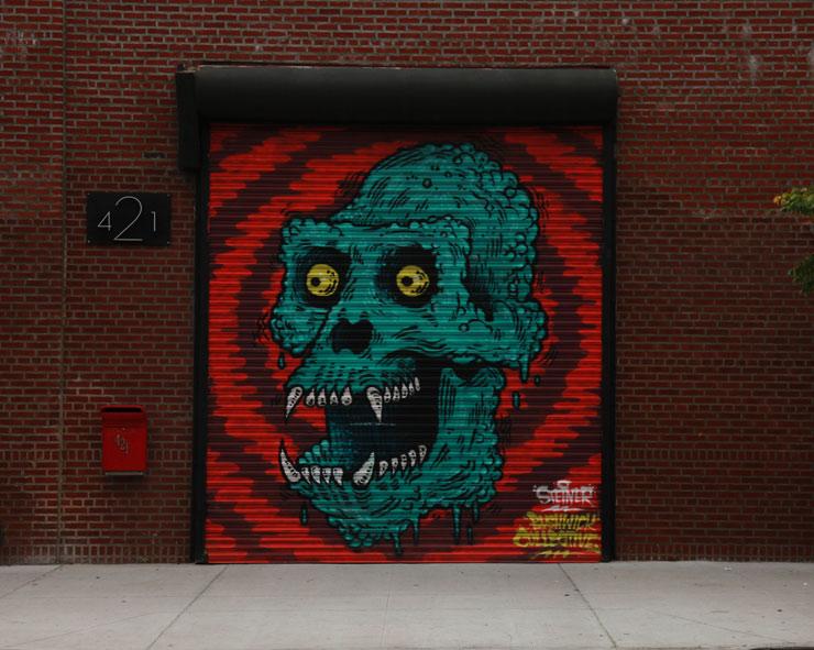BOO! Street Art Inspiration for Halloween