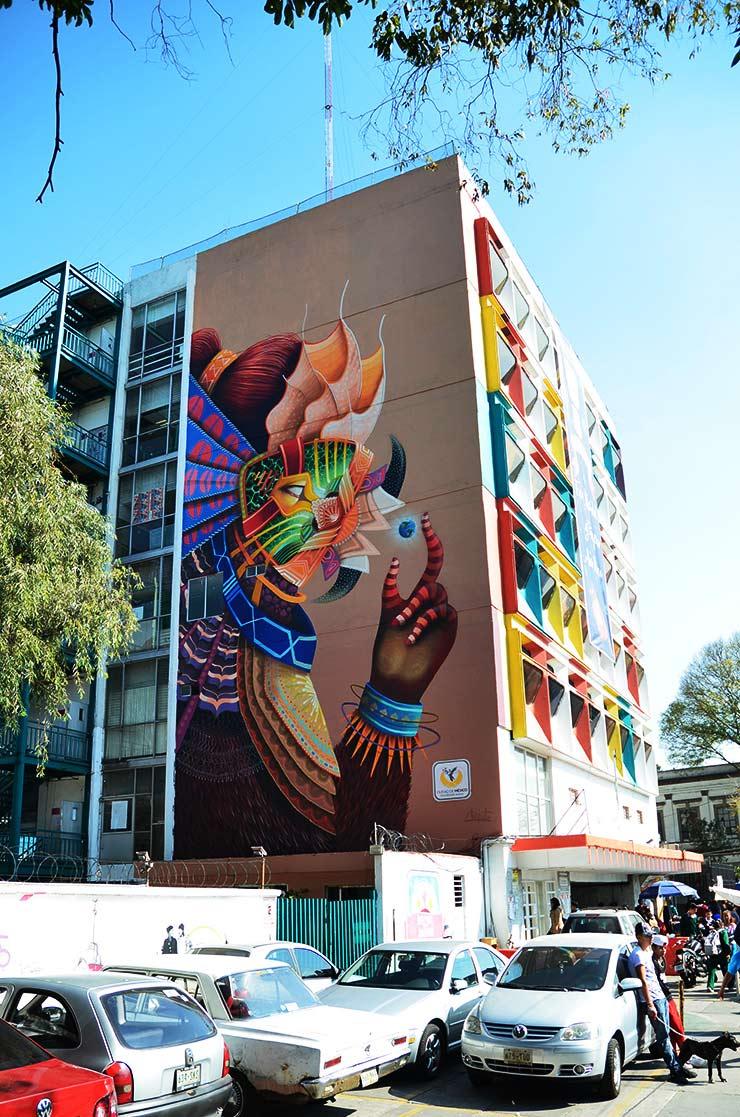 Roberto Yuichi Shimizu Kinoshita, Curiot in Mexico City : 14 From 2014