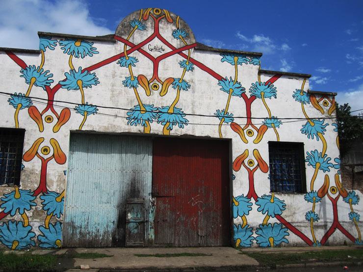 """Gualicho: """"Hexagonario"""" in Tiny Argentinian Barrio, Isla Maciel"""