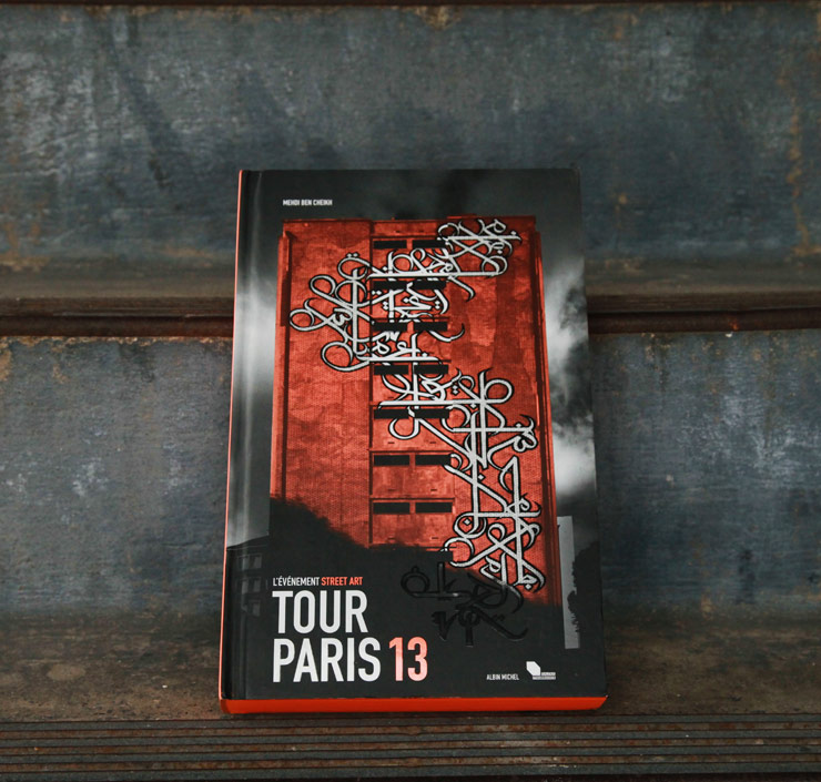 Tour Paris 13 : Fluorescent & Towering Show Book