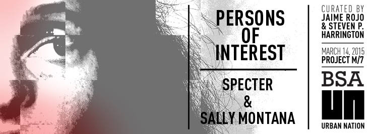 "Specter and Sally Montana – ""Persons of Interest"""