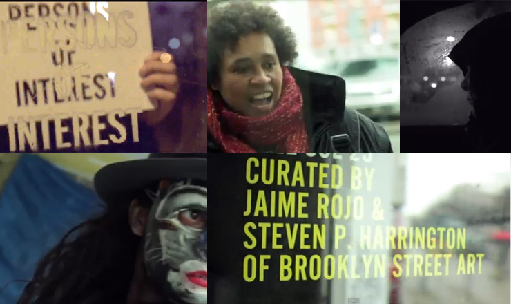 "BSA Film Friday 04.03.15 – SPECIAL ""Persons of Interest"" Videos Debut"
