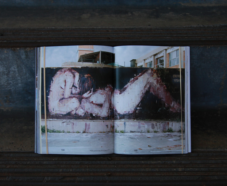 "Borondo and His Collection of ""Memento Mori"" (Book)"