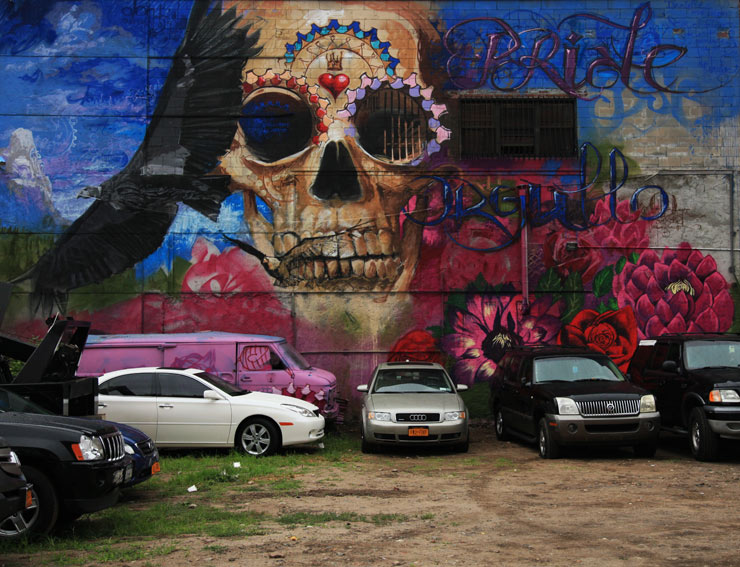 "Skulls, Death and ""Memento Mori"" on the Street Art Scene"