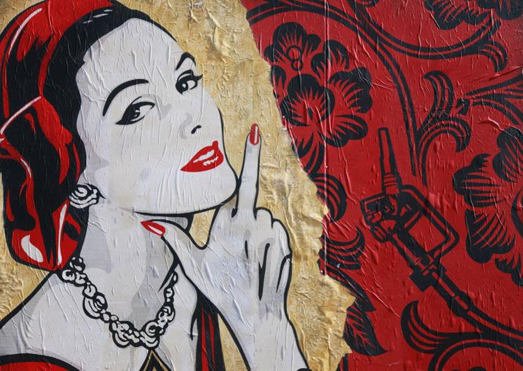 DEITCH Masters, Coney Art Walls Part 2 : Coney With a Twist