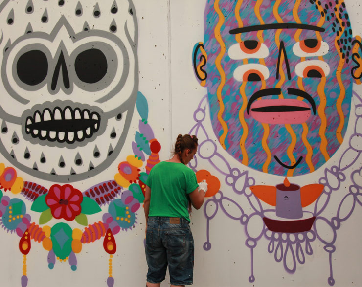 Coney Art Walls : 30 Reasons To Go To Coney Island This Summer