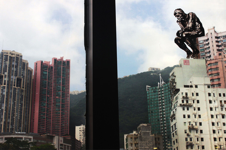 Pejac In Hong Kong and Small Acts of Art