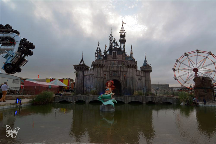 The Wonderfully Dismal Kingdom of Banksy