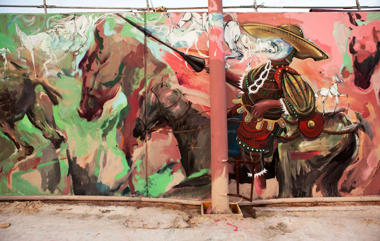 Skount, Laguna and Cerezo and Their Delusions of Quixote