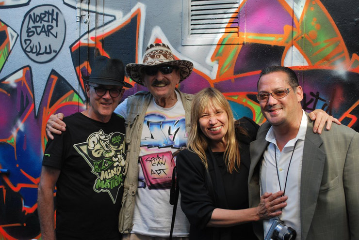 "Jim Prigoff Writes: ""SprayCan Art"" and MEETING OF STYLES in San Francisco"