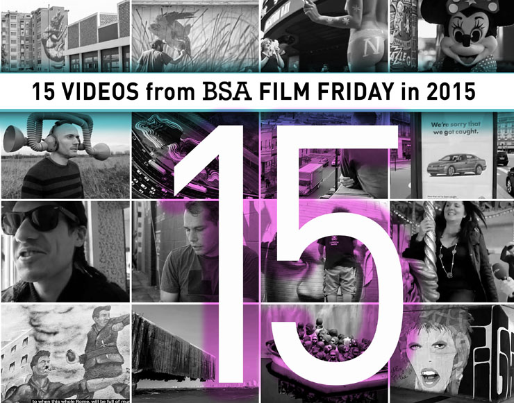 Top 15 Videos on BSA Film Friday From 2015