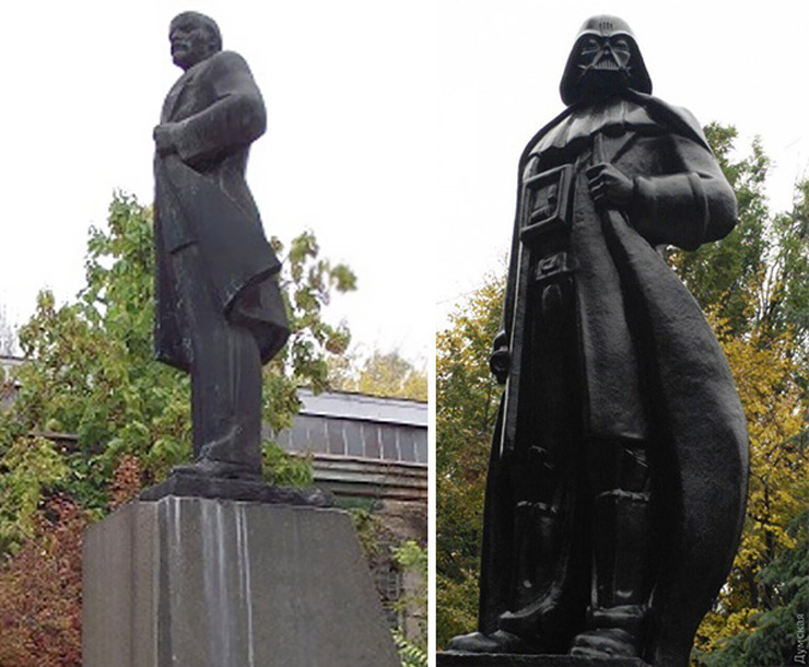 Carlo McCormick, Lenin and Darth Vader : 15 For 2015