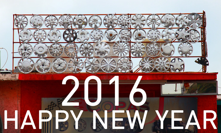 Happy New Year 2016 from BSA