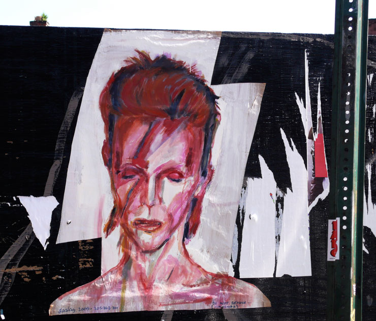 """David Bowie is"" Coming To Brooklyn in March"