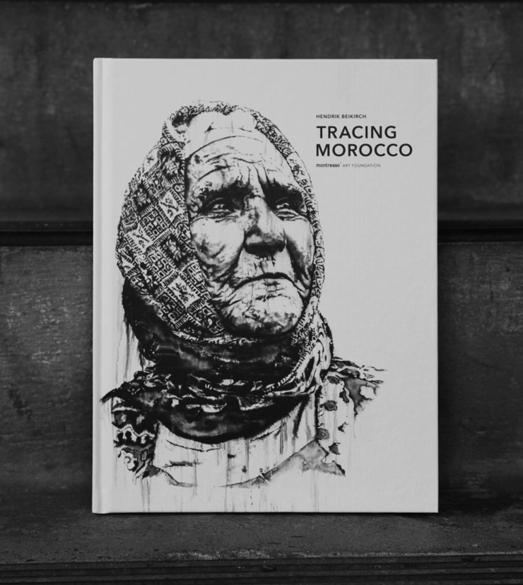 """Tracing Morocco"", Hendrik Beikirch"