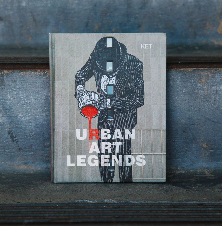 "Alan KET Brings You ""Urban Art Legends"""