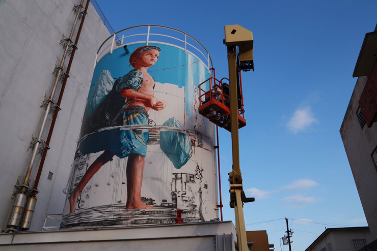 Fintan Magee, Puerto Rico, and Rising Sea Levels