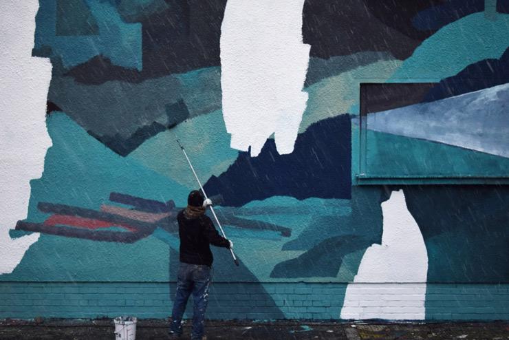 """Johannes Mundinger """"Below The Fog"""" in Berlin"""