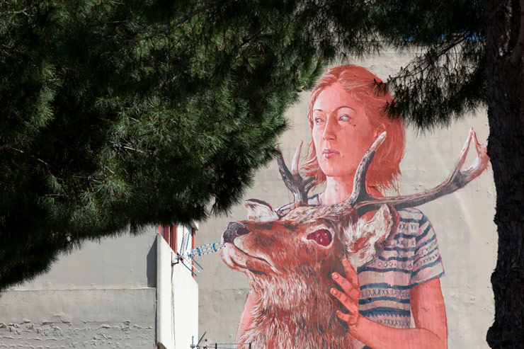 Fintan Magee in Rome and Rising Tides Around Your Knees