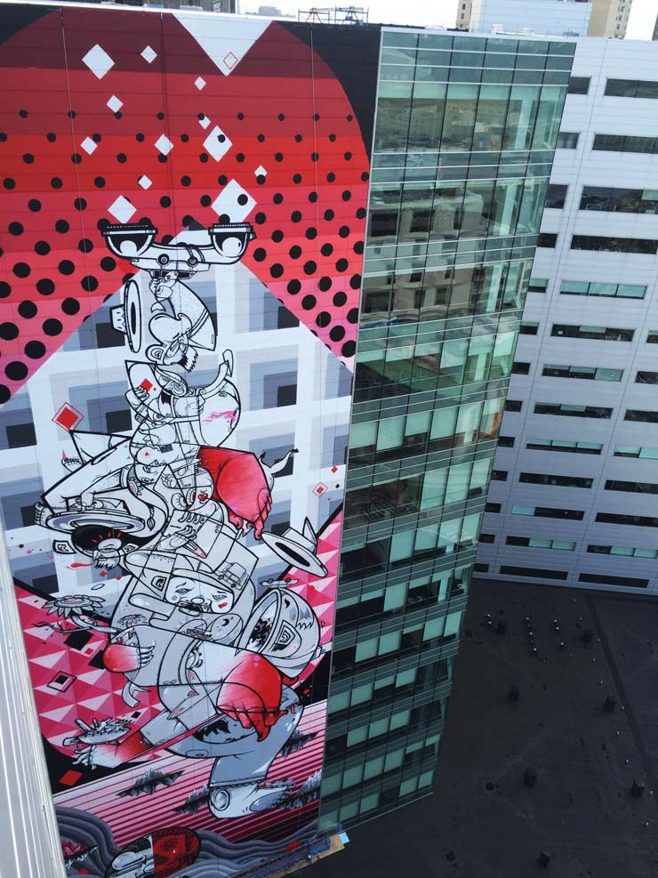 "How & Nosm Strike a ""Balancing Act"" in Detroit"