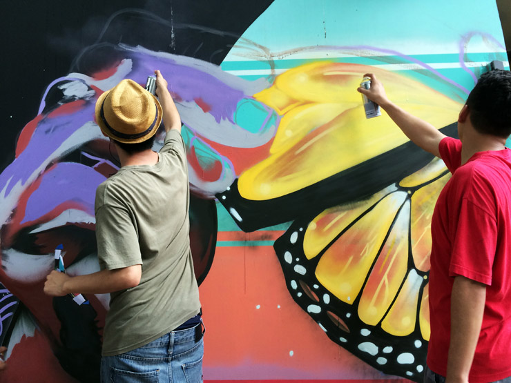 "San Salvador, Street Artists, Food Insecurity and ""Conect-Arte"""