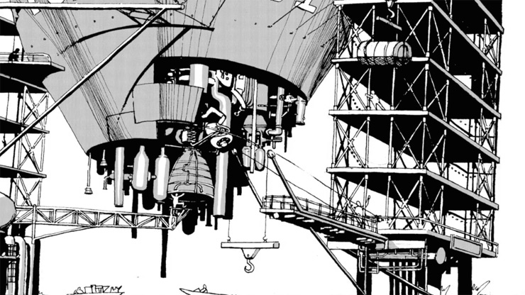 "Ganzeer's Graphic Novel Imagines a ""Solar Grid"""