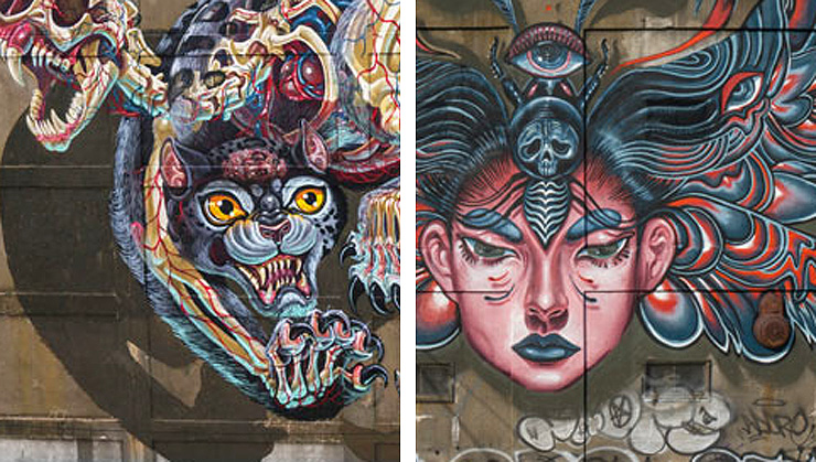 "Nychos ""Battlecat"" and Lauren YZ ""Night Flight"" in Providence"