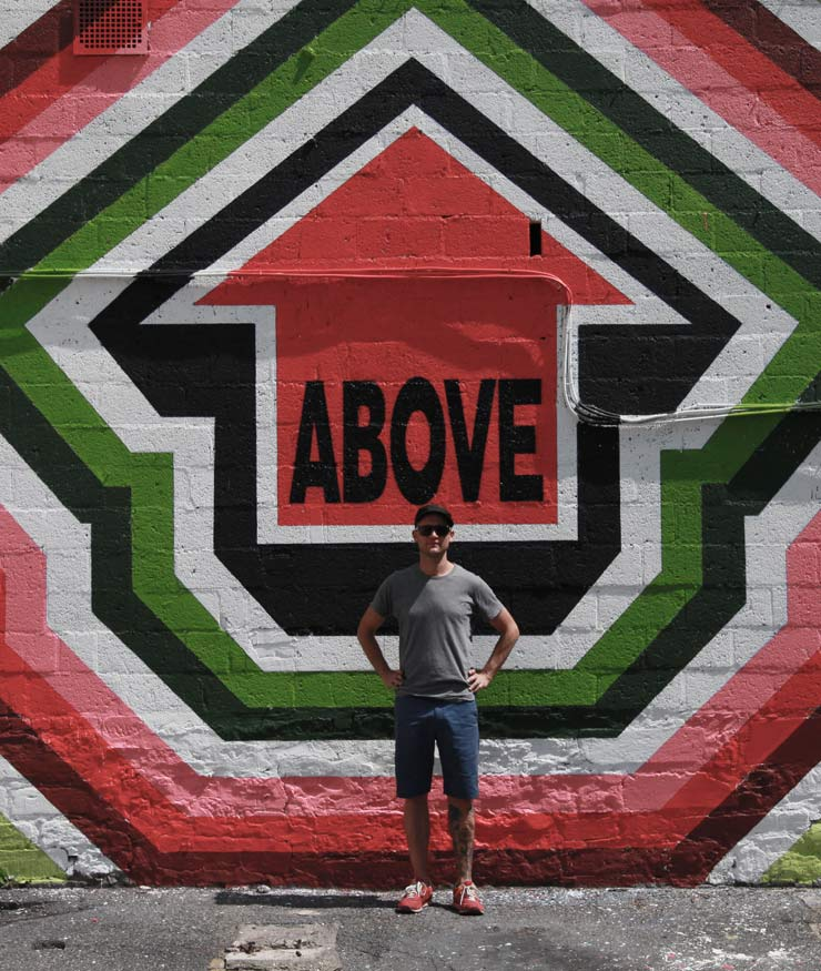 """ABOVE"" in New York City"